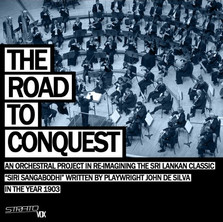 STRATOVOX - The Road To Conquest