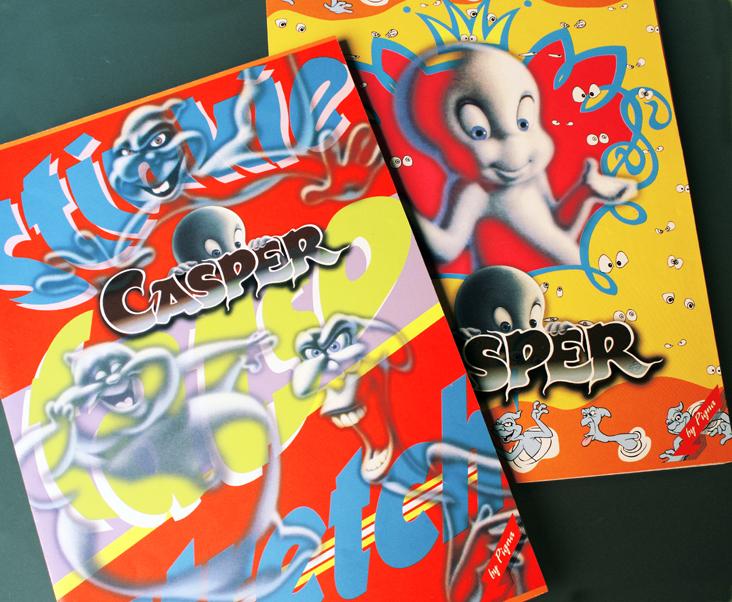 Casper - linea quaderni