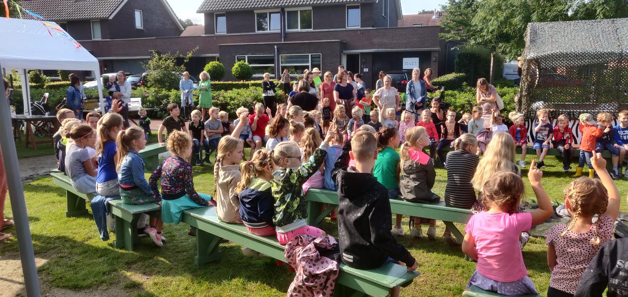 Wat veel kinderen!