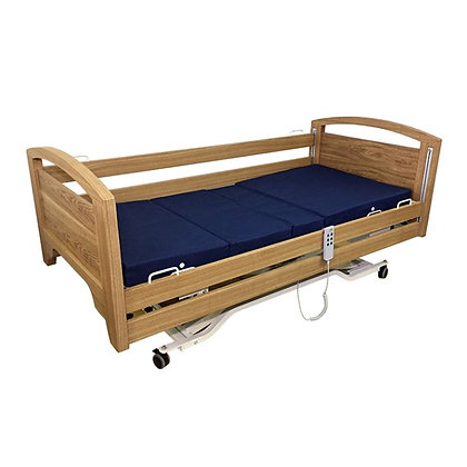 Wooden Electric Hospital Bed