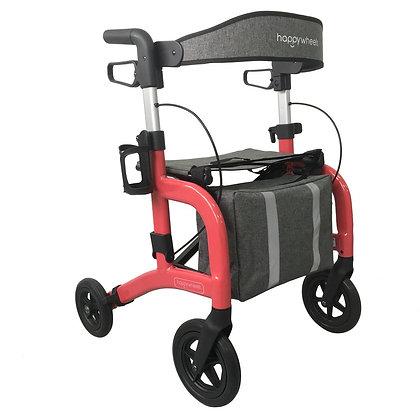 HappyWheels Lightweight Travel Rollator