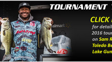 2016 Sam Rayburn Rat-L-Trap Open Presented by Lew's