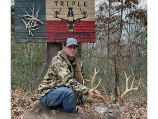 Triple A Trophy Buck-Bobby Atchison