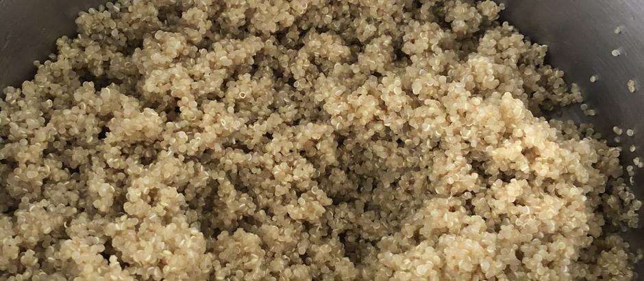 Are you preparing quinoa correctly?