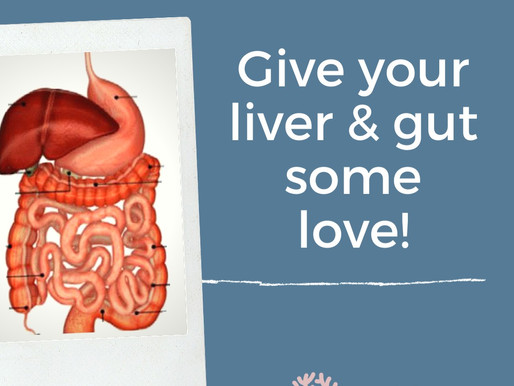 Give your liver & gut some love!