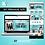 Thumbnail: Wix Aqua Premade Website Design