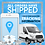 Thumbnail: DIY Blue Shipped Premade Flyer