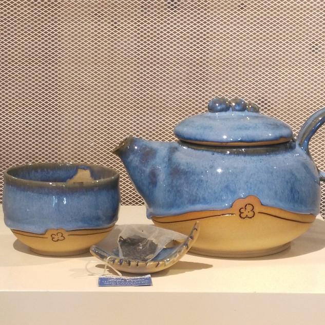 Ensemble à thé ou tisane