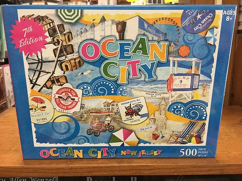 Ocean City Puzzle - 7th Edition