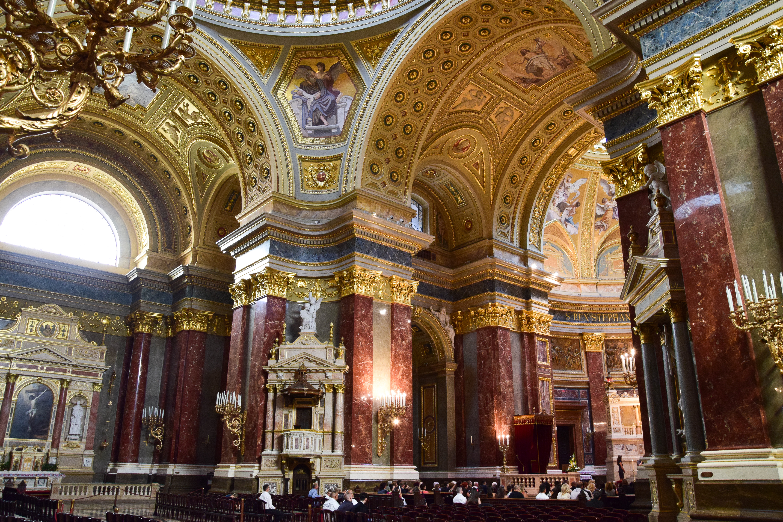 Basilique de Budapest, 2015