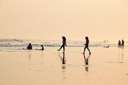 Java Island's Beach