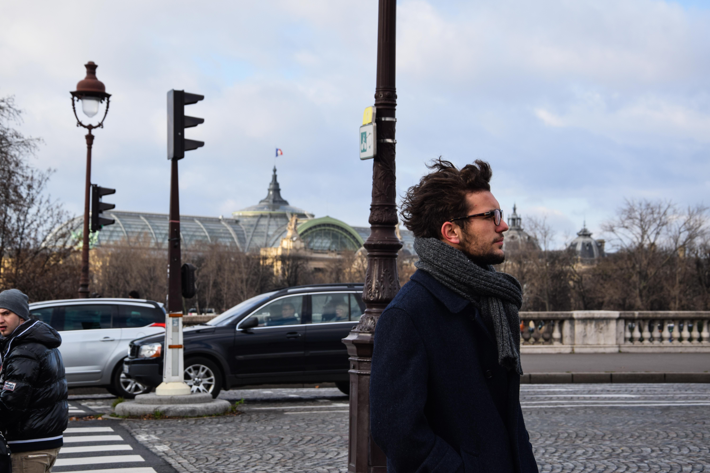Quentin, Paris, 2015