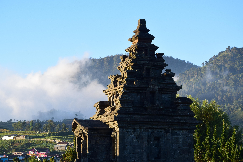 Merapi's mountain