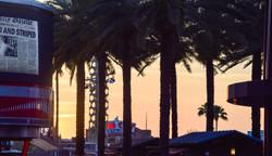 Sunset in Orlando