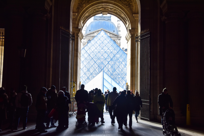 Louvre, Paris, 2015