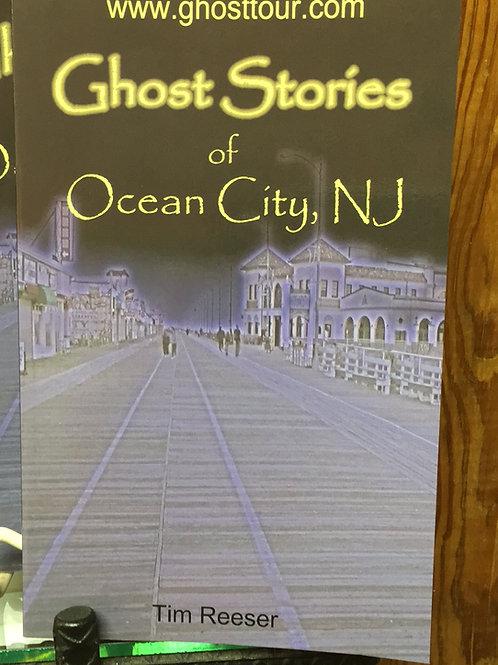 Ghost Stories of Ocean City, NJ book