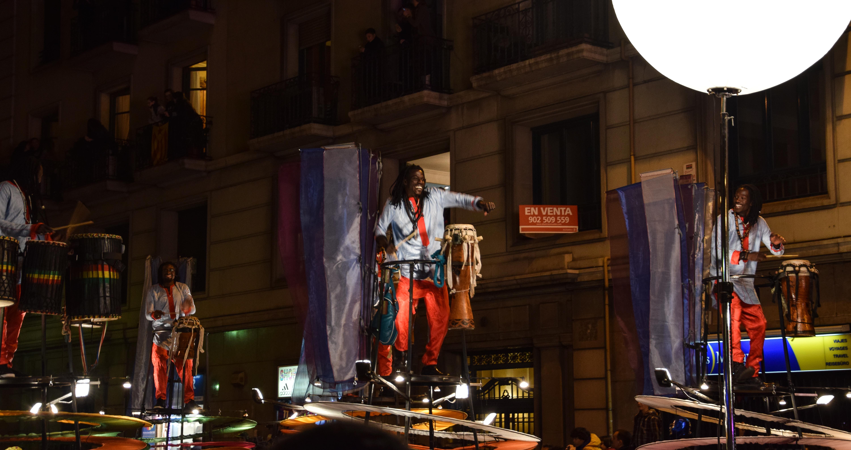 Défilé des Rois Mages, Barcelone