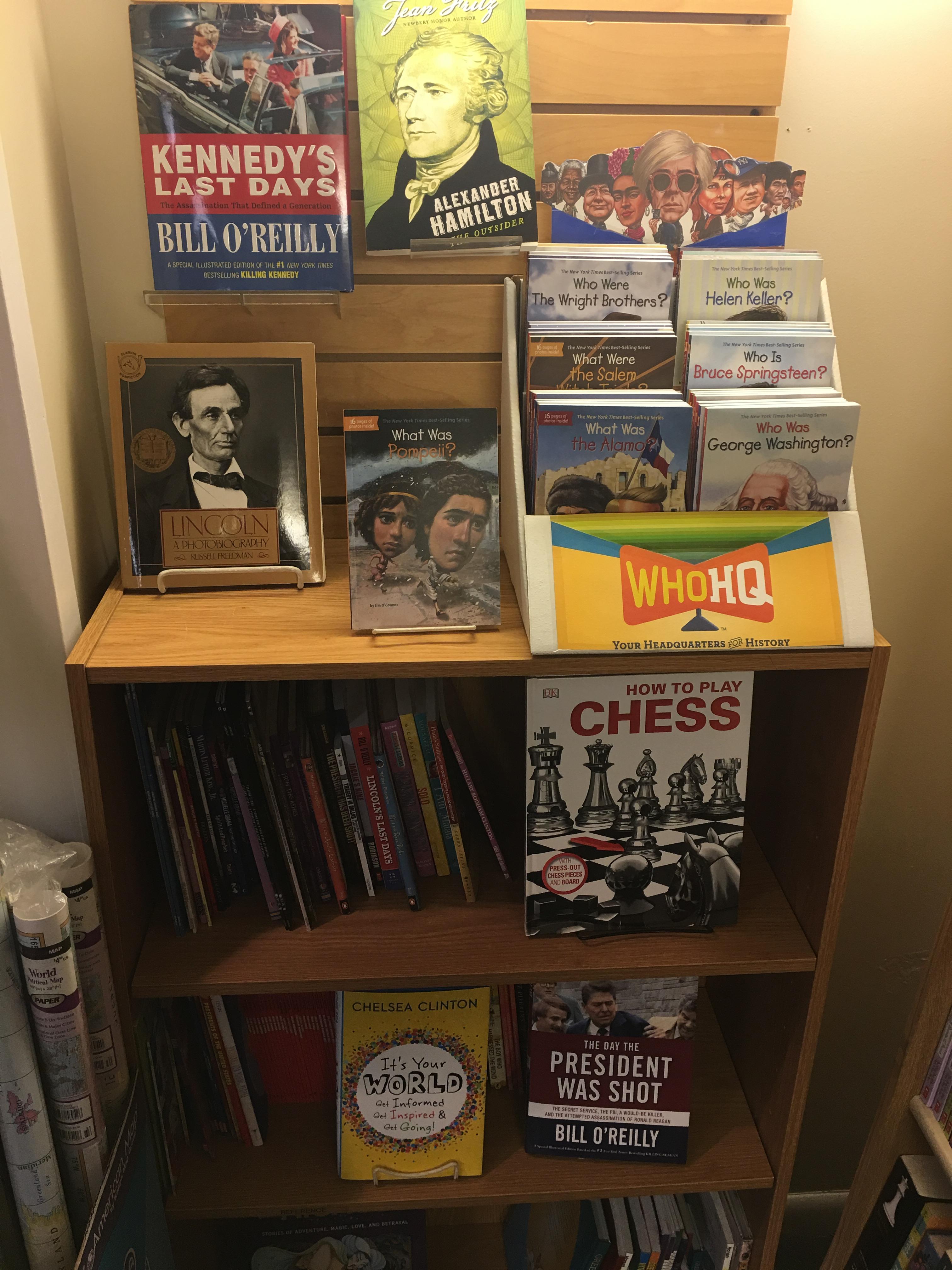 Children's nonfiction books