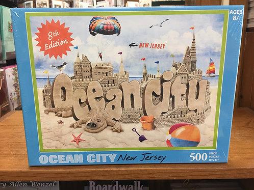 Ocean City Puzzle - 8th Edition