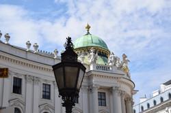 Palais de l'impératrice, Vienne 2015