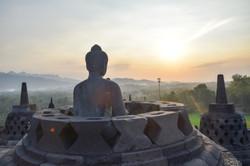 Buda, Borobudur