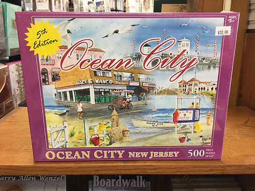 Ocean City Puzzle - 5th Edition