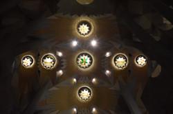 Sagrada Familia, Barcelone, 2016