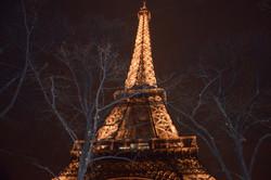 Tour Eiffel, Paris, 2015