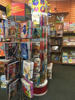 Children's paperbacks