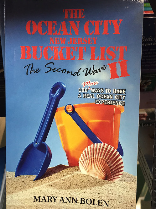 Ocean City NJ Bucket List - Vol. 2