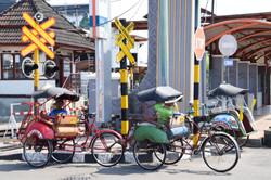 Yogyakarta's streets