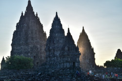 Temple of Prabadam, Java