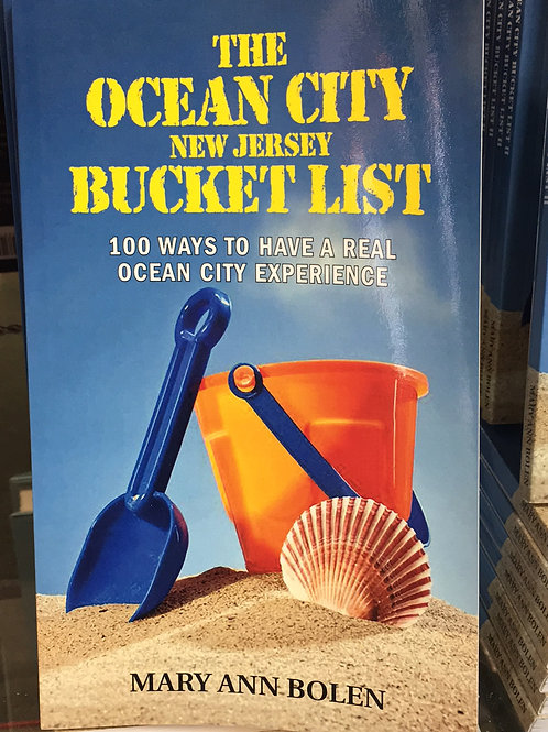 Ocean City NJ Bucket List - Vol. 1