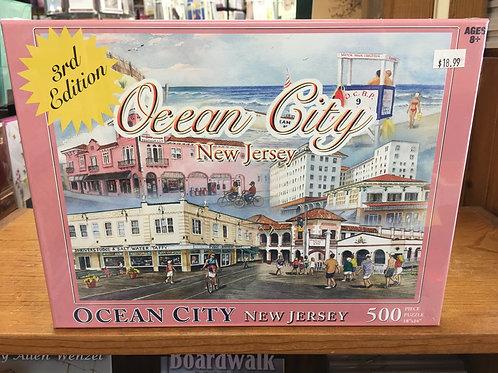 Ocean City Puzzle - 3rd Edition