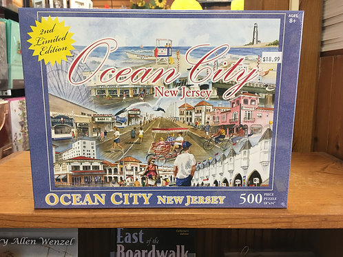 Ocean City Puzzle - 2nd Edition