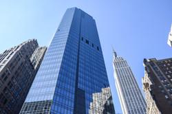 Financial district, New-York