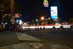 Jakarta's street