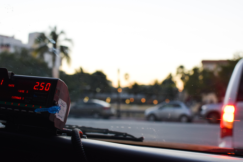 Taxi in Miami