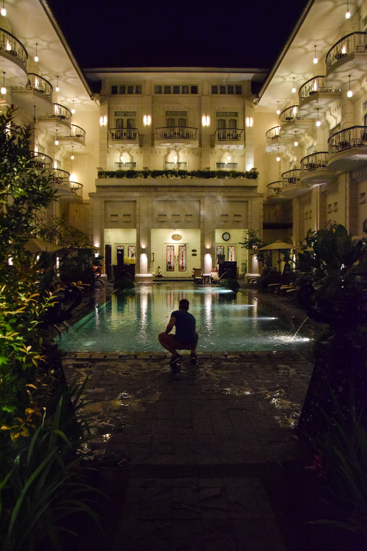 Royal hotel, Yogyakarta