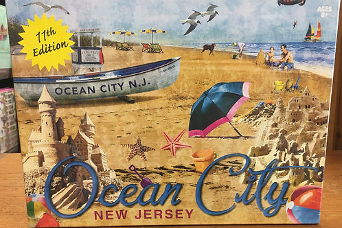 Ocean City Puzzle - 11th Edition