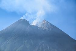 Volcano, Java