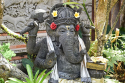 Hindu god, Ubud