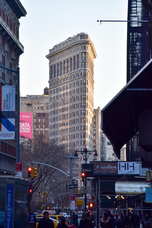 Flat Iron, New-York