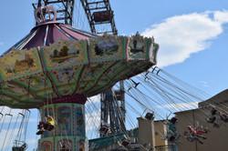 Parc d'attraction, Vienne, 2015
