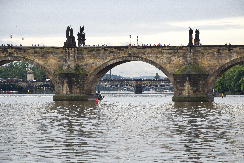 Ponts de Prague, 2015