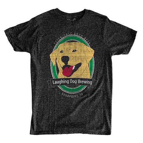 Benny Logo Crew Neck T-Shirt