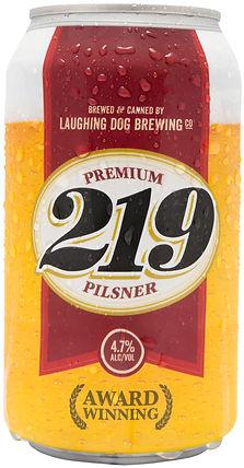 219 Pilsner