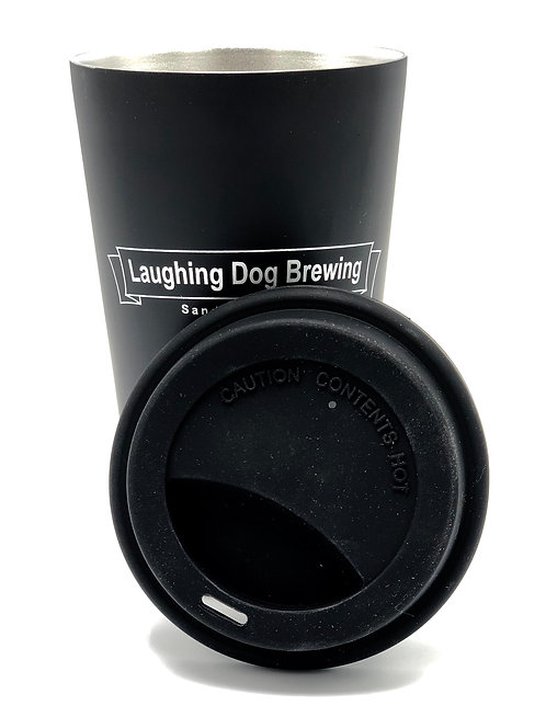 Banner Logo Cup with Lid