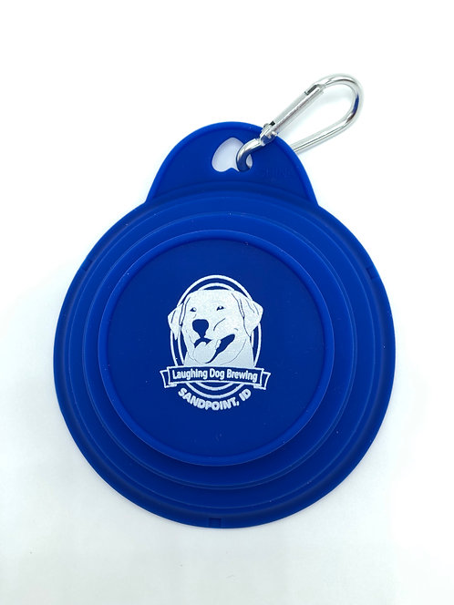 Collapsible Dog Bowl - 8 oz.