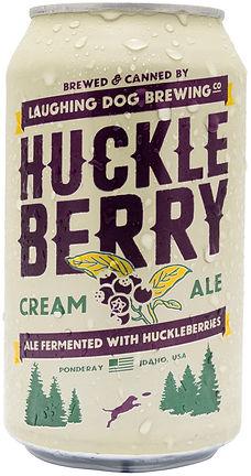 Huckleberry Cream Ale